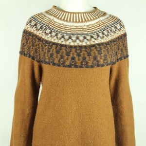 GAP Sweaters - Gap Women's Wool Sweater Brown Taupe Pullover
